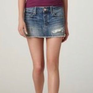 🔥American Eagle Outfitters Jean Skirt Size 4
